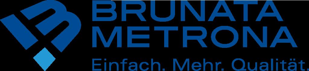 Brunata Metrona Logo